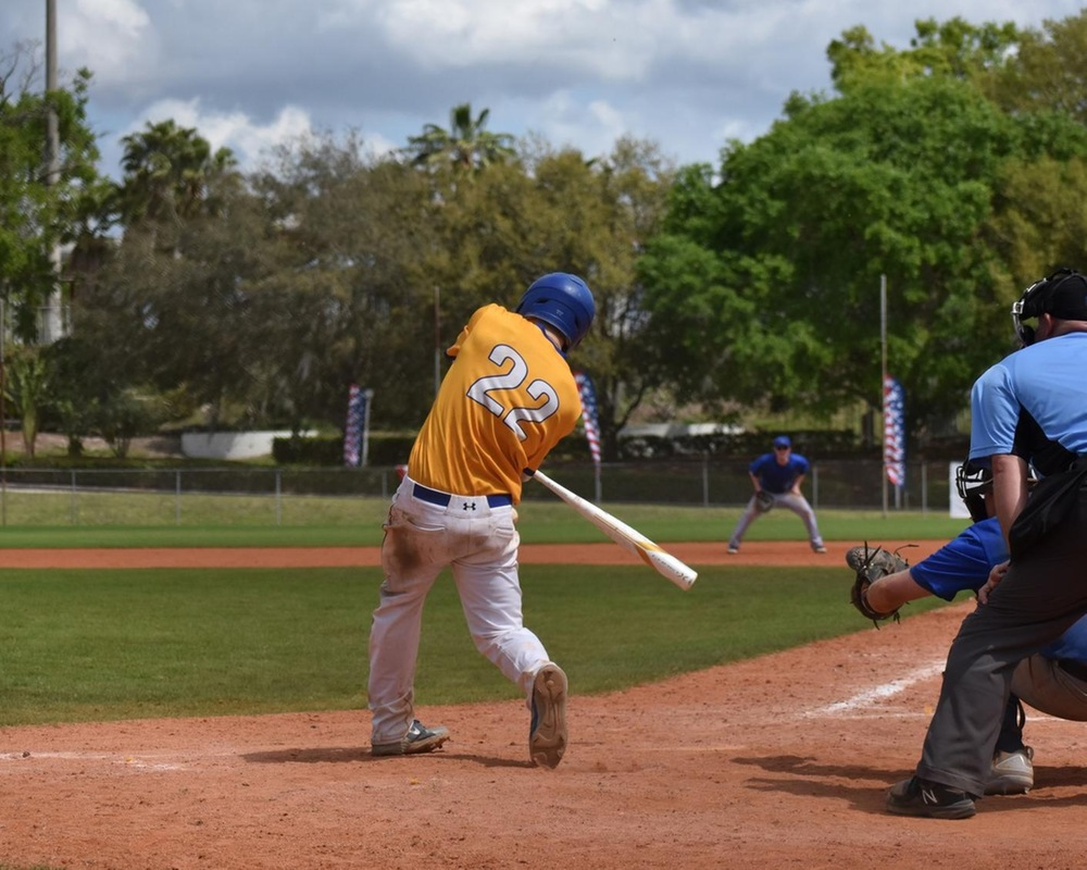 BASE: Wildcats Win First Two Games of the Season Over Colby-Sawyer in Florida.