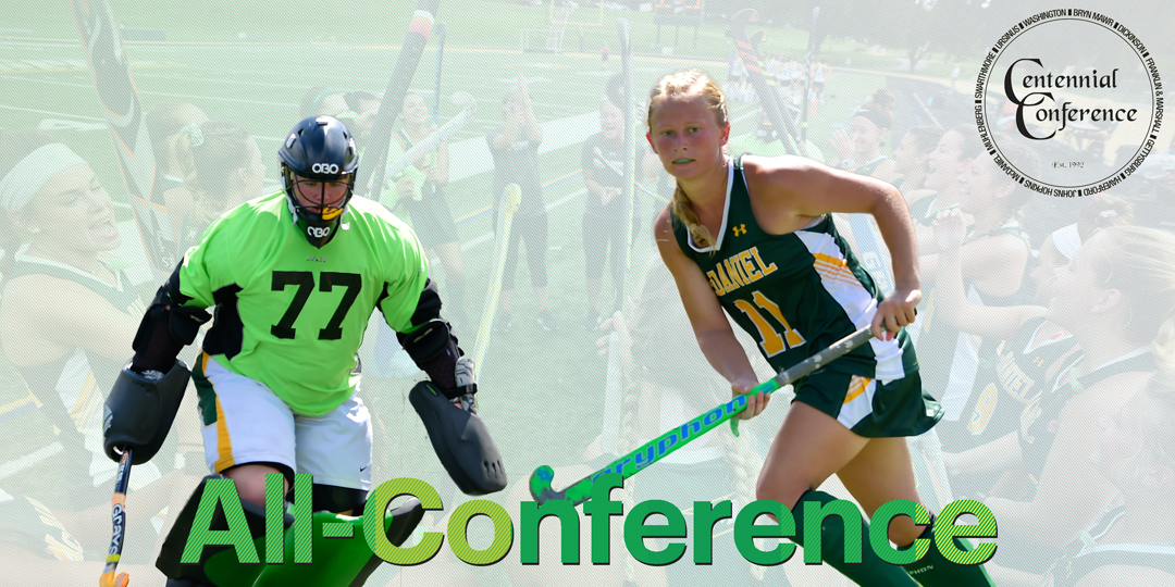 Paige Ford and Megan Quattrone are all-conference performers