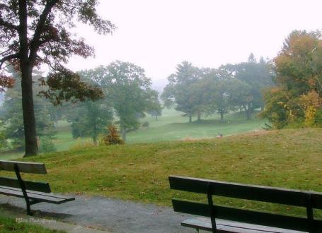 Babson Leads First Round at the 2011 NECC Men's Golf Championship