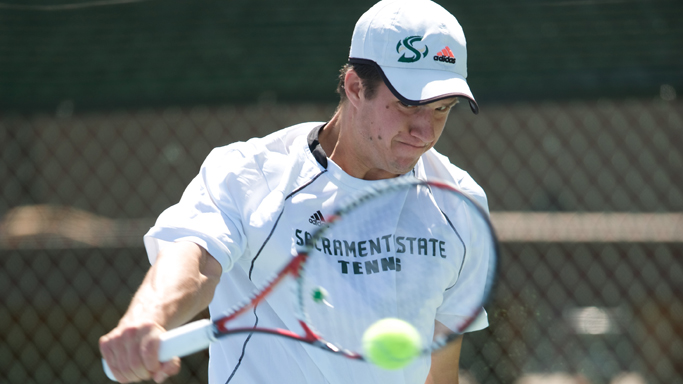 MEN'S TENNIS OPENS SEASON WITH LOSS TO HAWAI'I PACIFIC