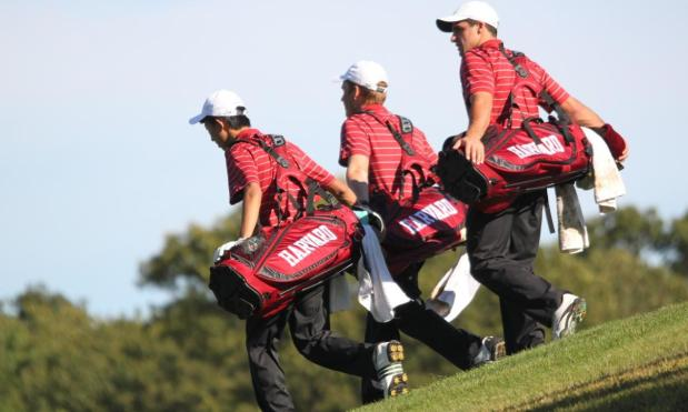 Harvard Men's Golf Welcomes Four to Class of 2015
