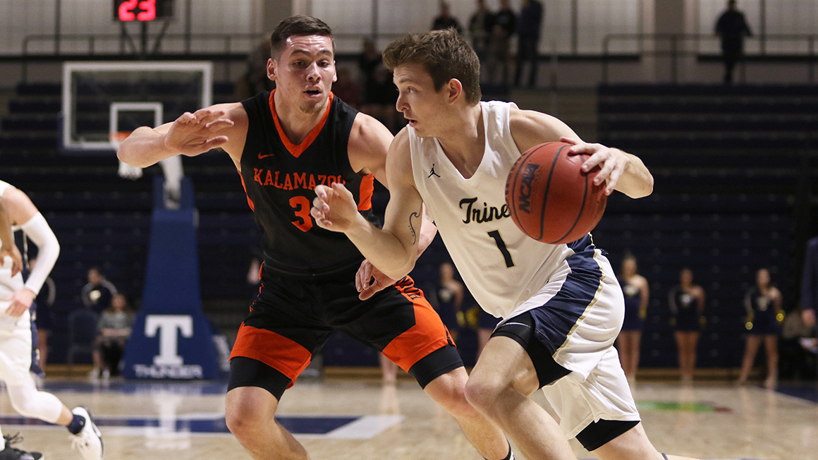 Thunder Improve to 4-0 With Win Against Alma