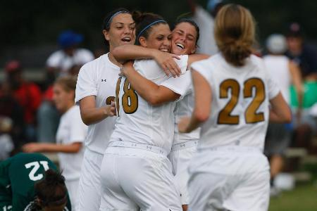 Wells' goal proves to be huge in win over USC Aiken