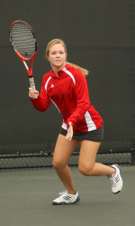 McBride Makes Final In Singles And Semifinals In Doubles At Saint Mary's Invitational