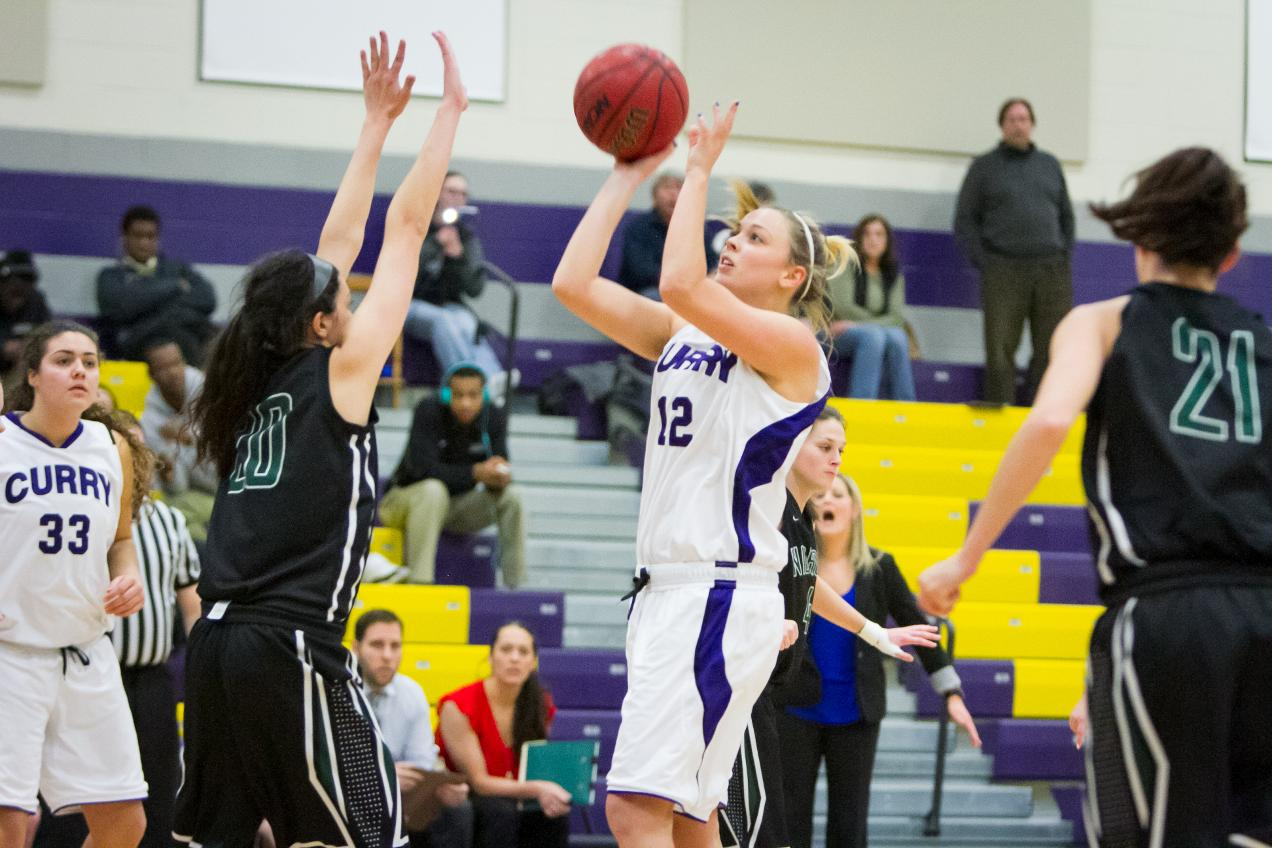 Women's Basketball Vs. Nichols 1/7/14 - Curry College ...