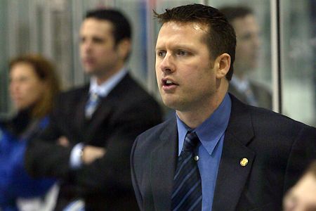 Jasen Wise named Men's Hockey head coach