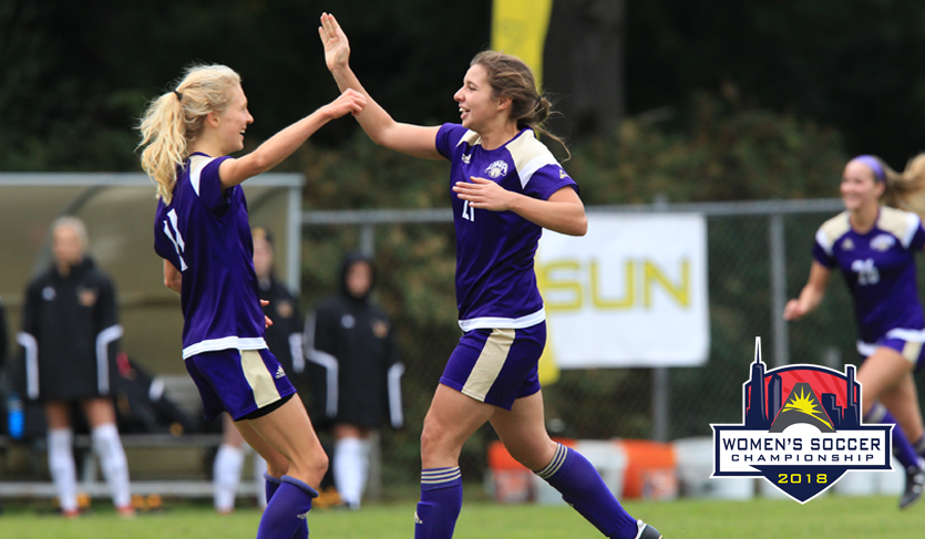 No. 6 North Alabama Upsets No. 3 Kennesaw State In #ASUNWSOC Quarterfinals