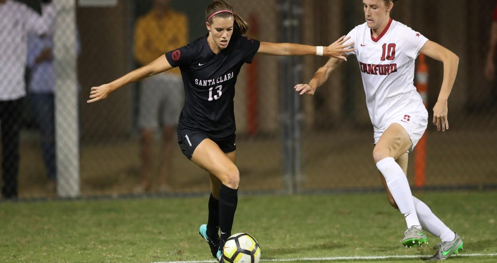 Women's Soccer Wins Fourth in a Row by Topping Pacific