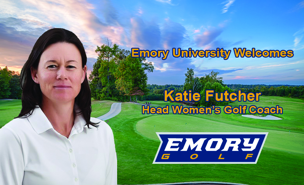 Emory Names Katie Futcher Head Women's Golf Coach