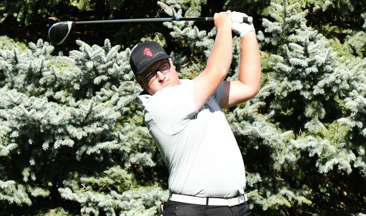 Foresters Tie for Low Round at Elmhurst Fall Invitational
