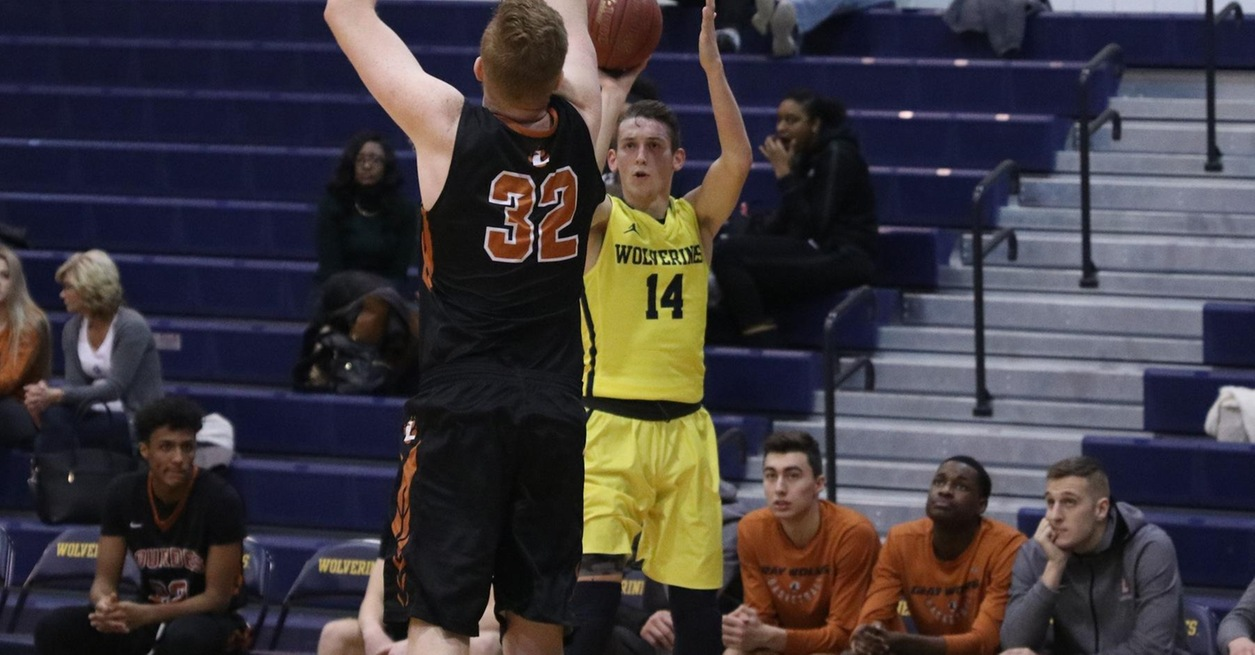 Lourdes rallies to top UM-Dearborn 77-74