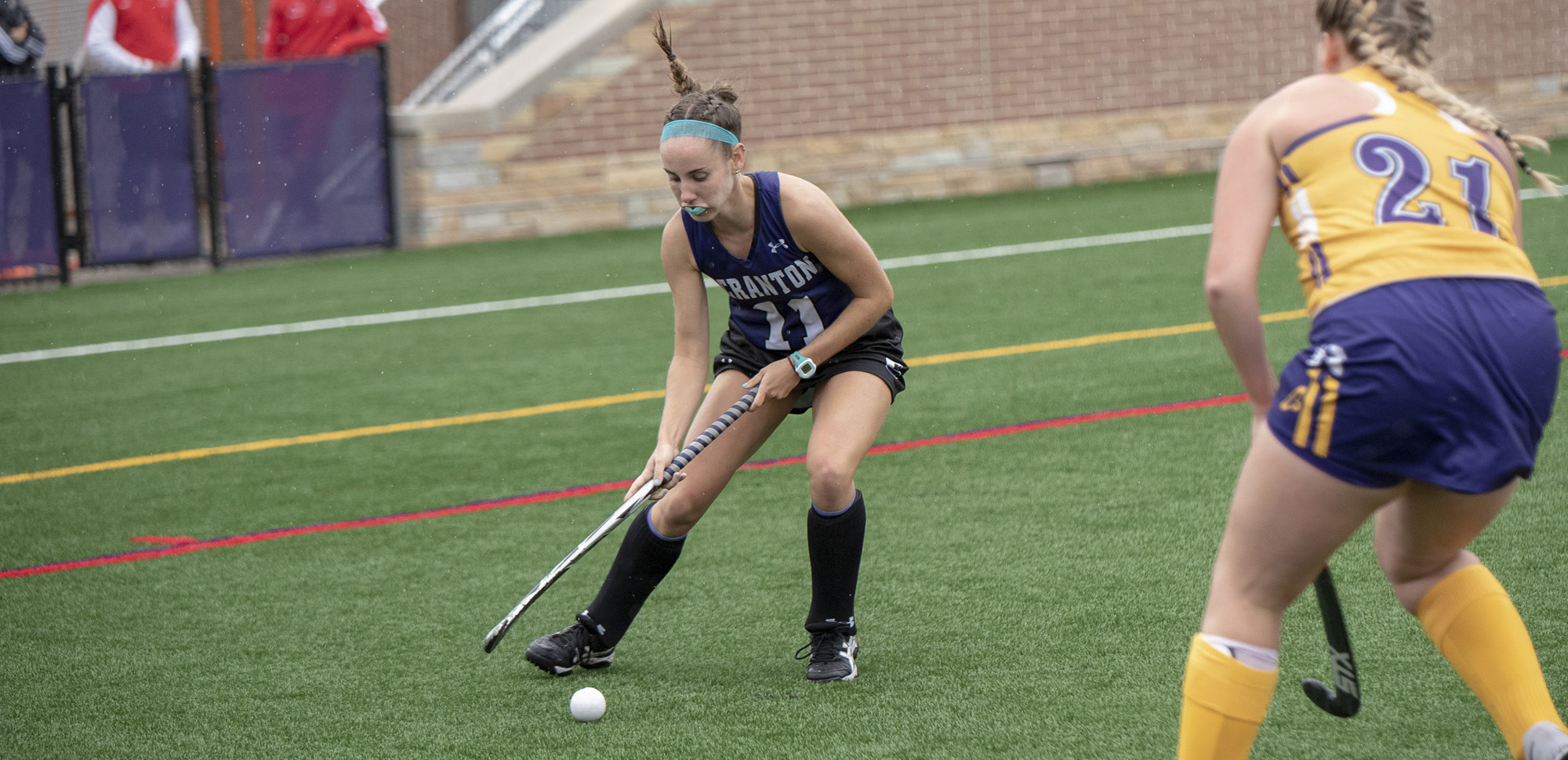 Field Hockey Keeps Rolling With 6-1 Triumph Over King's