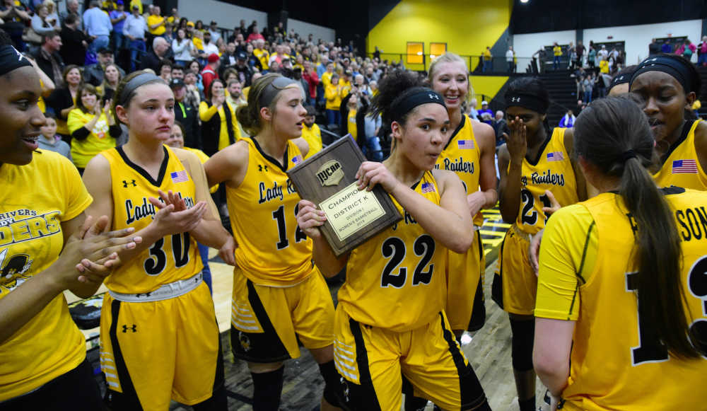Three Rivers women's basketball reaches first NJCAA National Tournament since 2004 with win over Iowa Western
