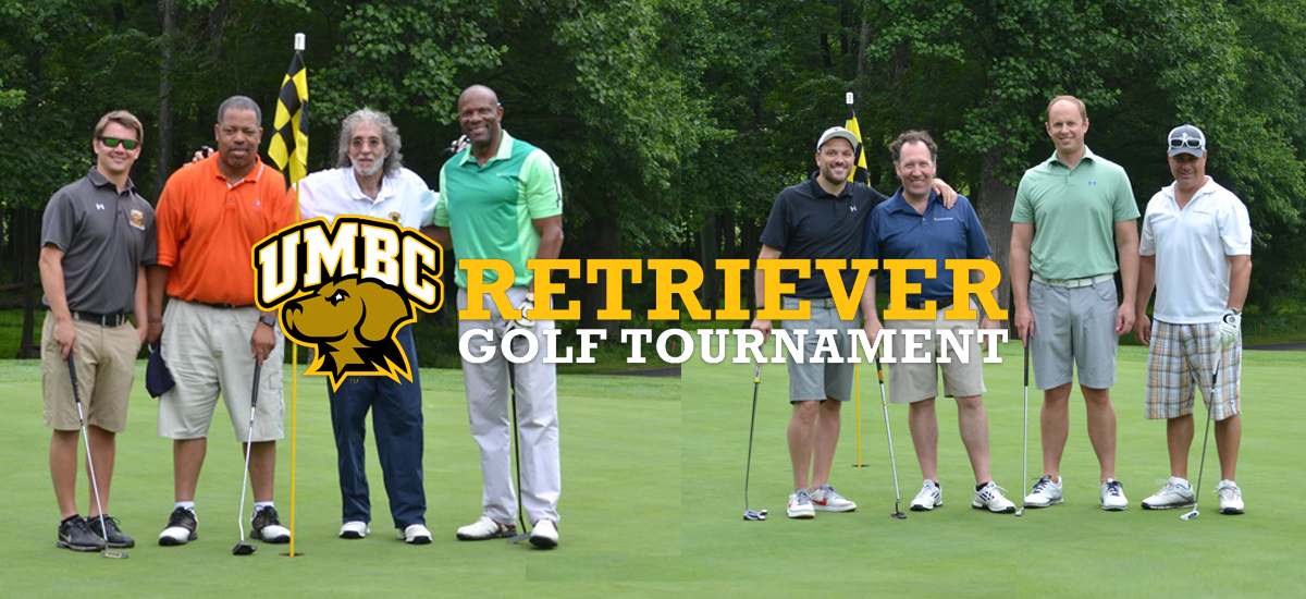 UMBC Athletics Hosts Annual Retriever Golf Tournament Presented by Northwestern Mutual and AJ Stationers