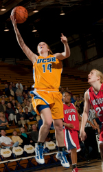 UCSB Opens 3-Game Homestand on Sunday vs. Bakersfield