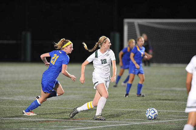 Mackenzie Calhoun Scores Go-Ahead Goal as Mustangs Defeat Widener, 3-1