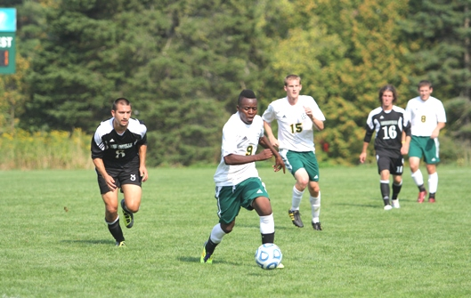 Lyndon State tops D'Youville in consolation game