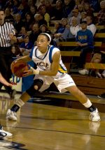 Wilson Reaches 1,000-Point Mark As UCSB Knocks Off UC Riverside, 73-61