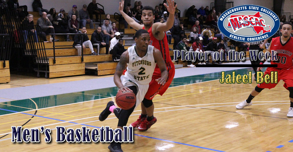 Bell Tabbed MASCAC And WACBA Men's Basketball Player Of The Week