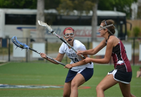 UMW Places Six on All-CAC Women's Lax Team