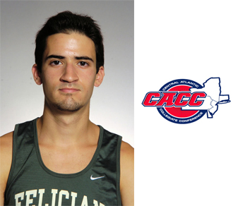 Albano Repeats As CACC Runner Of The Week