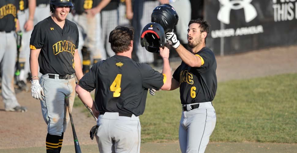 Casali Drives in Game Winning Run, Picks up Win on the Mound; UMBC Defeats Navy 6-4