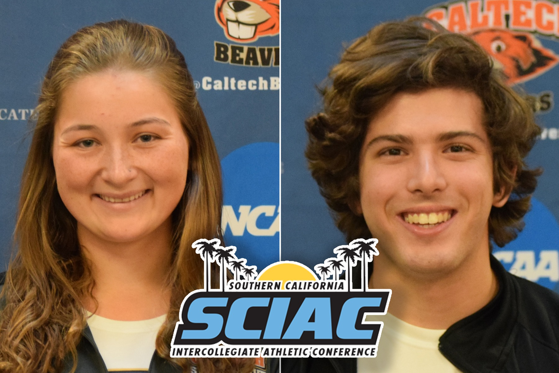 Two Beavers Named SCIAC Divers of the Week
