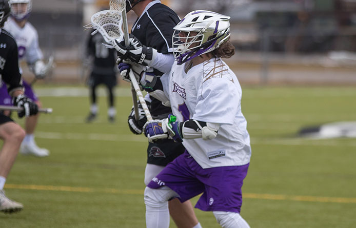 Grillone Nets Hat Trick in Four-Point Day, Lifts Purple Knights Past Georgian Court, 9-6
