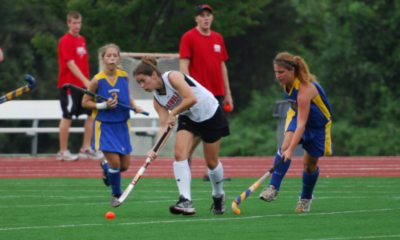 Sampson's Goal Sends CUA to CAC Championship