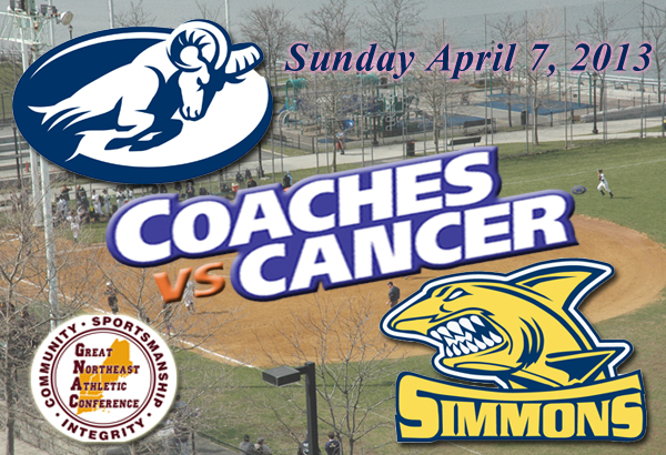 Softball To Host Coaches Vs. Cancer Campaign