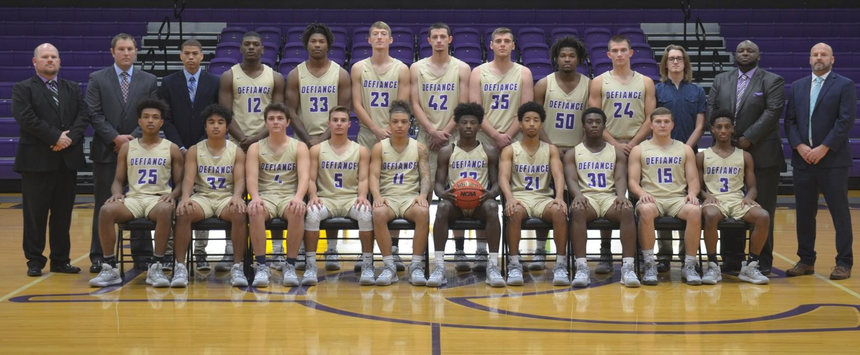 Men's basketball tips off 2019-20 season at home this Saturday