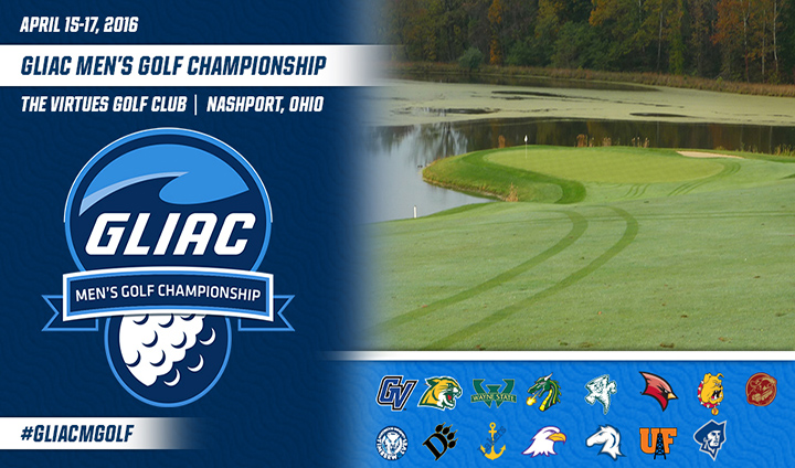 Ferris State Men's Golf Climbs Into Share Of Sixth Place At GLIAC Championships