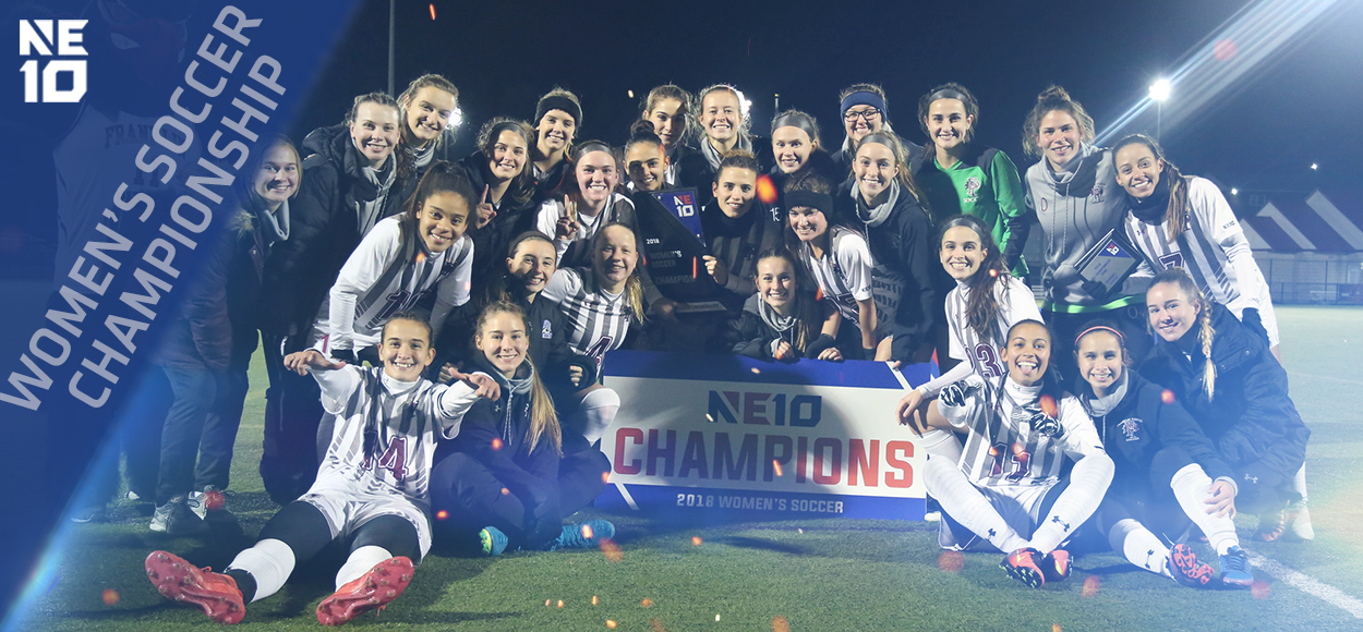 Embrace the Championship: Franklin Pierce Bests Assumption, Wins 2018 NE10 Title