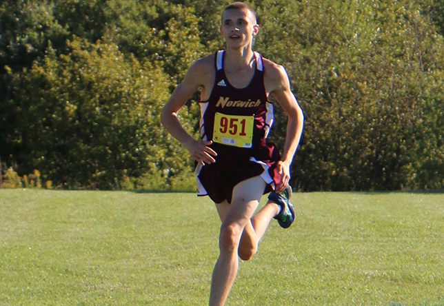 Cross Country: Cadet Men Finish Second, Women Fourth at Vermont State Meet