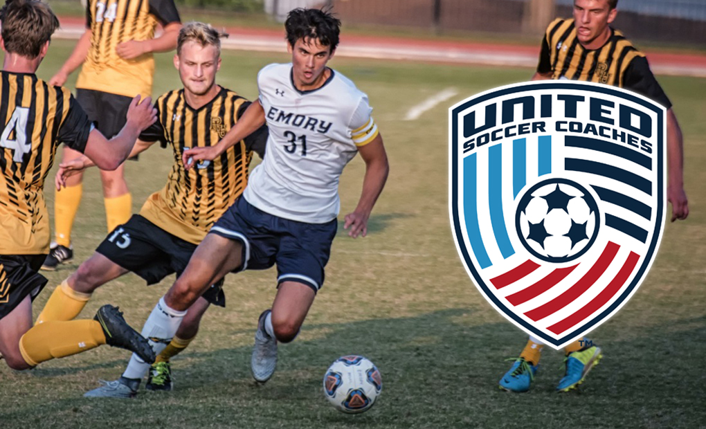 Jason McCartney Named to All-America Third Team by United Soccer Coaches