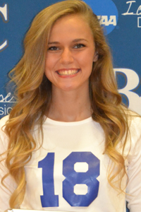 Volleyball: Josie McElroy