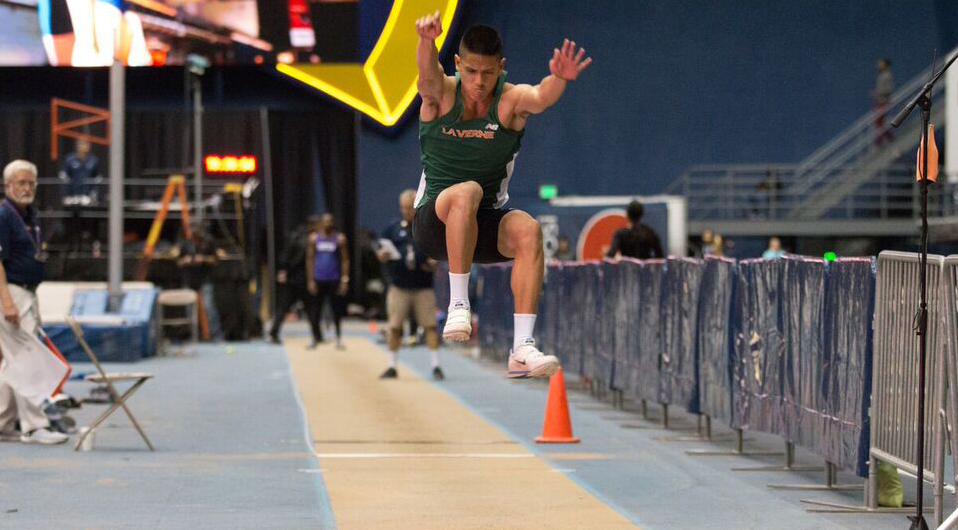 14 Leopards named Indoor Track and Field All-Region