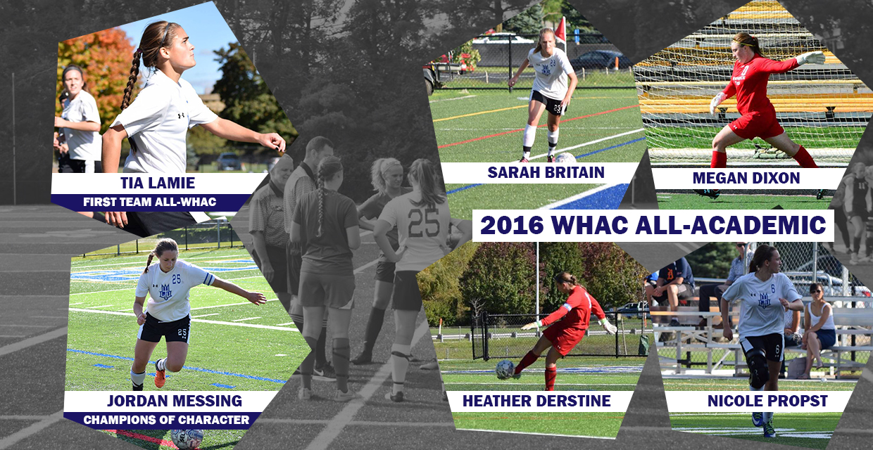 Photo for Tia Lamie earns First Team All-WHAC honors, Four seniors earn WHAC All-Academic Honors