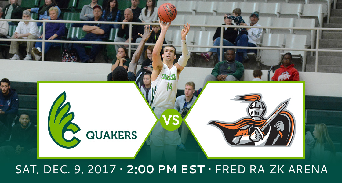 Men's Basketball Hosts Heidelberg on Saturday