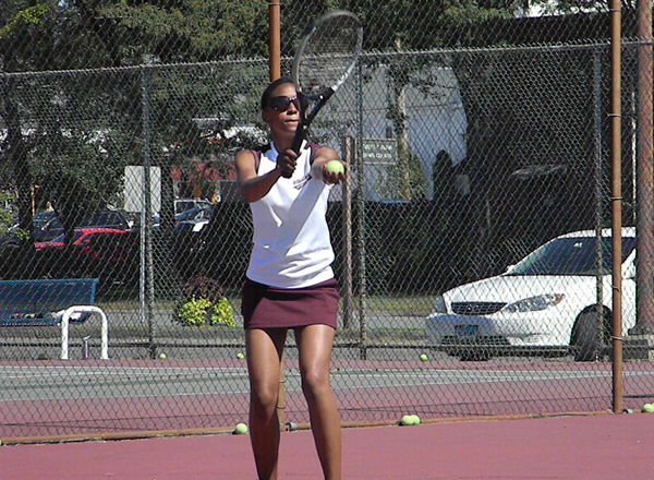 Bay Path Fall to Top Ranked Regis 6-3 in NECC Women's Tennis Action