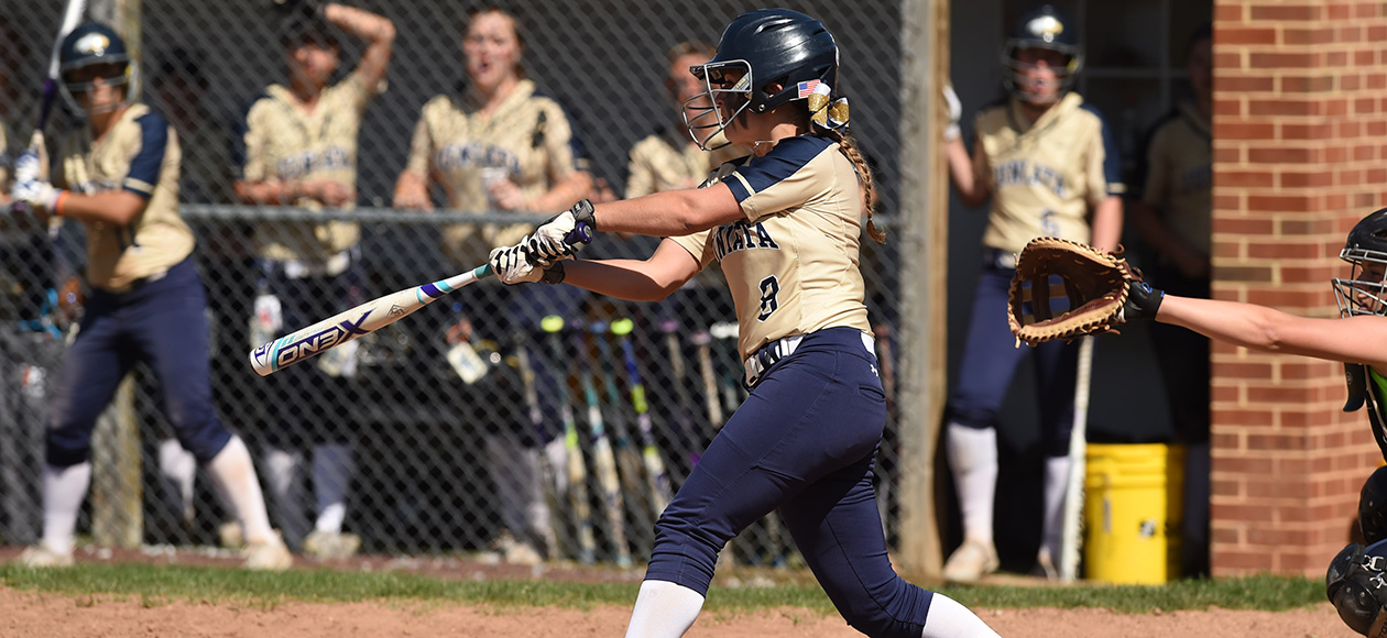 Brooke Ridenour was 2-for-3 with a run scored, a run batted in, and stole a base in Game 2