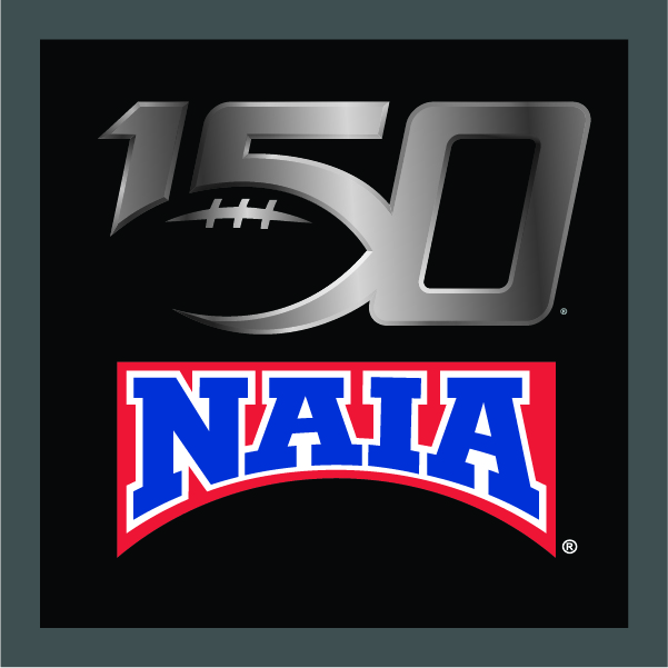 CFB150-NAIA patch black