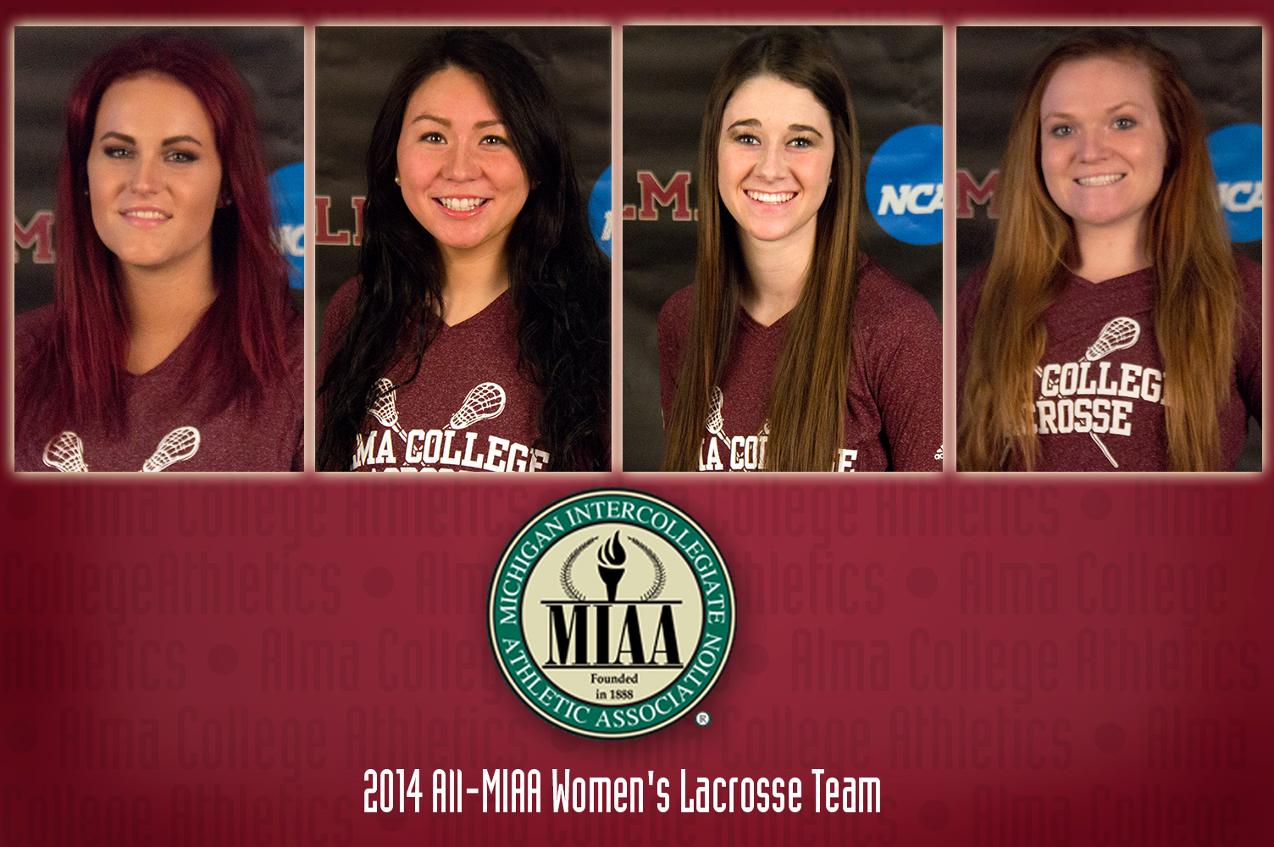 Gallihugh, Street, Chou and Stanka earn All-MIAA honors