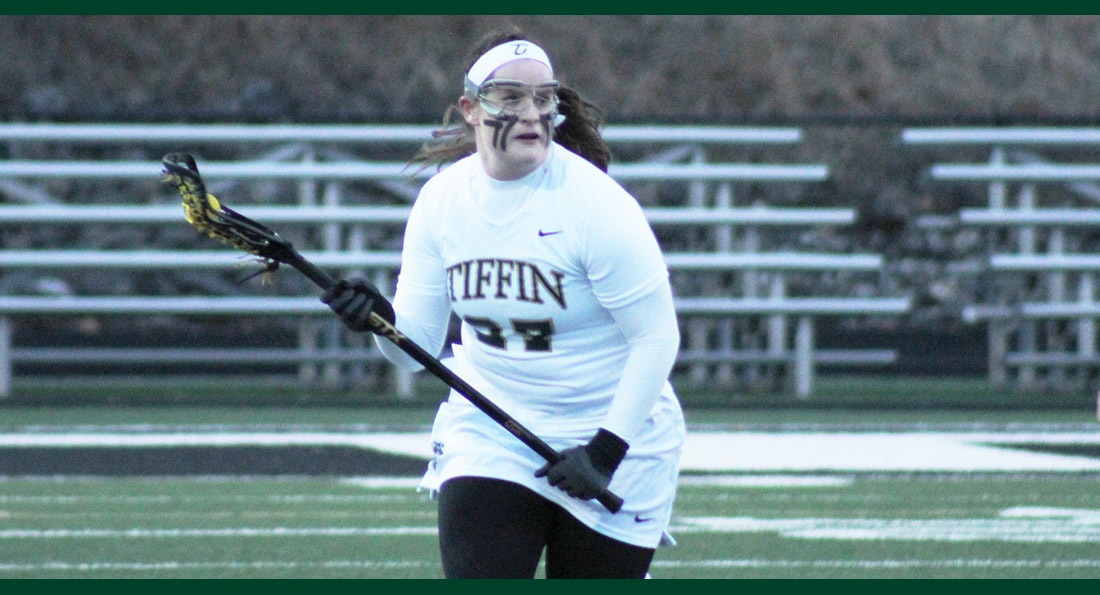 Tiffin University dropped its first game of the season at Slippery Rock.