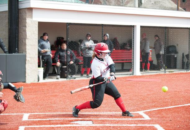 D'Youville Thumps Franciscan With Home Run Barrage In Doubleheader Sweep