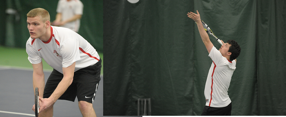 Men's Tennis Closes Weekend with Loss at Pitt-Greensburg