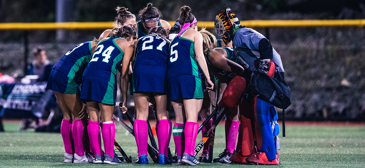 Field Hockey Ranked First In NCAA Division III New England East Regional Rankings