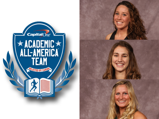 Lake Erie Women Place Three on Capital One Academic All-District® First Team