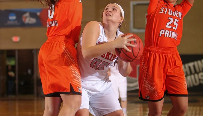 Women's Basketball faces Capital and John Carroll this week