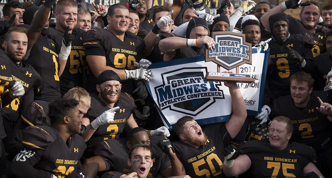 Football Picked To Repeat As G-MAC Champs In Preseason Coaches Poll